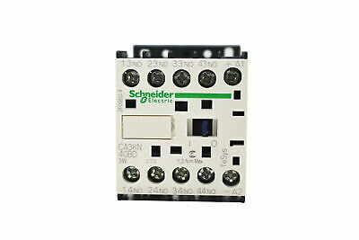 Schneider CA3KN40BD Auxiliary Contactor NEW UK
