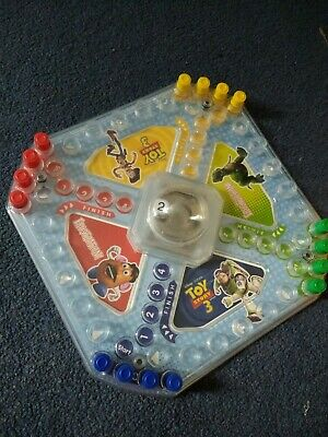 Toy Story 3 Edition Frustration Board Game By MB Games Hasbro ~ Complete