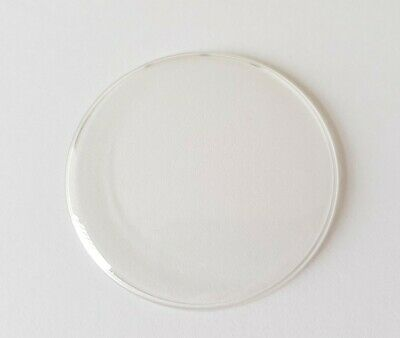 Round Convex  Clock Glass Acrylic (Plastic) Diameter 53.0 mm