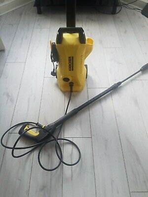 Karcher pressure washer k2 full control with extension lance Nearly New
