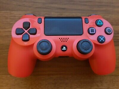 Sony  Playstation 4 Official DualShock 4  Controller PS4 Red READ DESCRIPTION