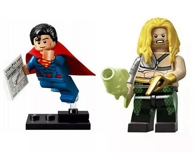 Lego Dc Minifigures Series - Aquaman & Superman MINIFIGURE 71026