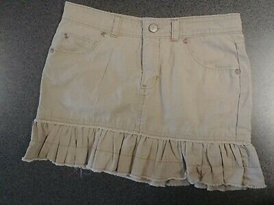 Old Navy Girls Skirt/Skort Beige Size: 12