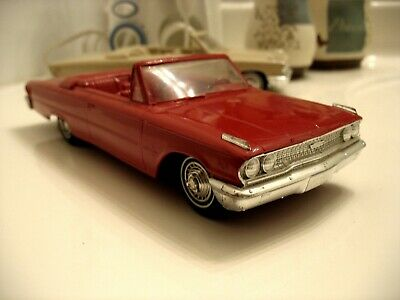 1963 Ford Galaxie Conv. Promo Red Very Nice Look No Res.