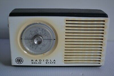 Collectable Awa B77Z Transistor Radio (Refurbished)