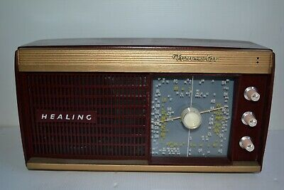 COLLECTABLE HEALING 6 TRANSISTOR RADIO 602T (Restored)