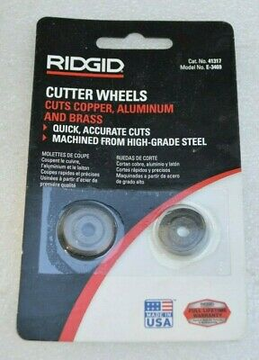 Ridgid 41317 Model E-3469 Tubing Cutter Replacement Wheel Pipe Cutter Wheel Prec