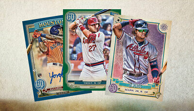 2020 TOPPS GYPSY QUEEN- Pick your player and complete your set! Card # 1-250