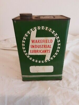 Wakefield   Industrial Lubricants 1 Gallon Tin