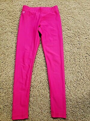 MOD GIRL Hot Pink Active Wear/ Gymnastic Leggings, Size Small, Girls