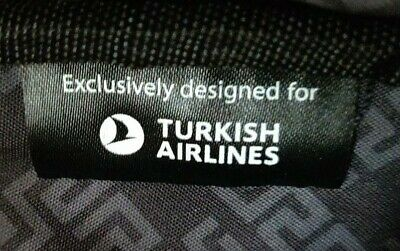Turkish Airlines Versace business class amenities kit