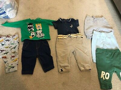 Boys 0-3 Months Top And Trousers Sets. Next. M&s Bluezoo