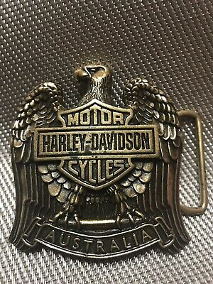 Motor Harley Davidson Company Official Licensed Product Made In Australia