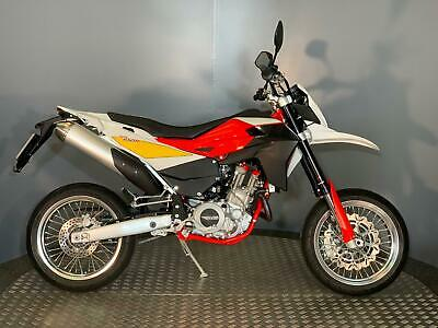 SWM SM 650 R Supermoto 2019 with only 444 miles
