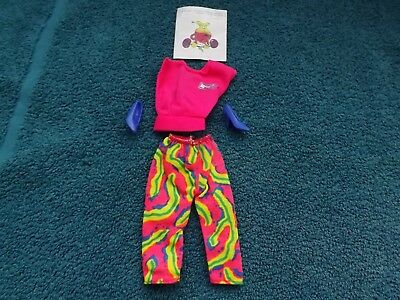 1990 Mattel's 4 piece Casual Kool Aid Fashion for Barbie