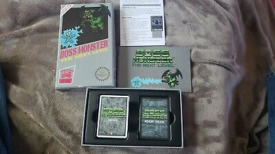Boss Monster The Next Level - Dungeon Building Card Game - Only played once