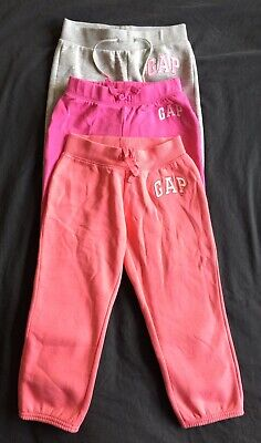 **Gap** Girls Bundle Tracksuit Joggers • Age 6-7 Years • VGC