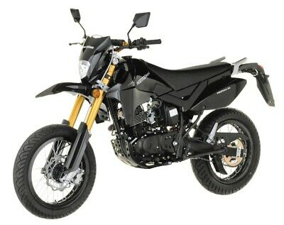 125Cc Motorbike Supermoto Learner Legal Commuter 125 Motorcycle