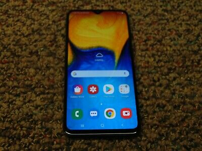 Samsung Galaxy A20 A205U 32GB (Sprint/Boost) Financed ESN - Excellent