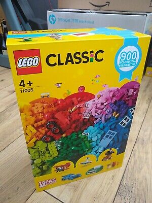 LEGO 11005 Classic Creative Fun 900 Piece Brick Box. ***BRAND NEW***.SEALED BOX.