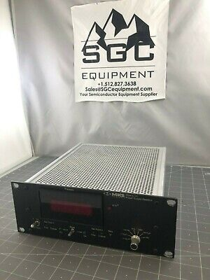 MKS PDR-C-1C Power Supply Readout Tested Used Working