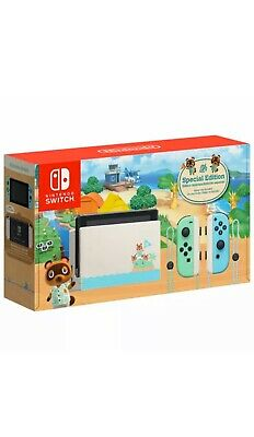 Nintendo Switch Animal Crossing: New Horizon Special Edition - 32GB
