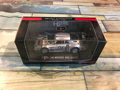 Voiture Miniature High Speed Mercedes Benz CLK-GTR au 1/43