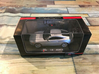 Voiture Miniature Jaguar XK High Speed au 1/43