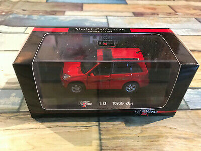 Voiture Miniature Toyota RAV4 RAV 4 High Speed 4X4 High Speed au 1/43