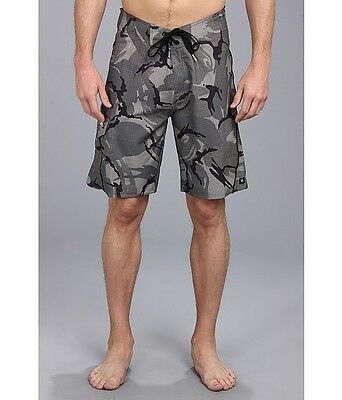 Rip Curl Hardcore Grey Camo Boardshorts Brand New with Tags