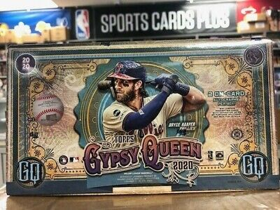 2020 Topps GYPSY QUEEN Hobby Baseball SEALED Box FREE SHIPPING quantity discount
