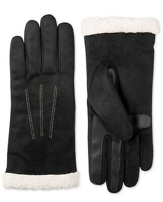 Isotoner Signature Women's Smart Touch Screen Gloves (Black)