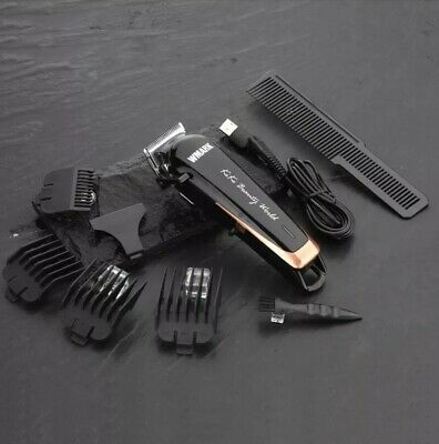New Professional Cordless Haircutting Trimmer Clippers adjustable length