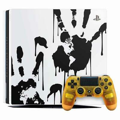 PS4 Pro 1TB Limited Edition Death Stranding Console Bundle Brand New Sealed