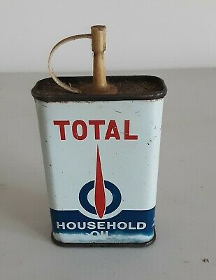 Total Handy Oiler 4  oz tin