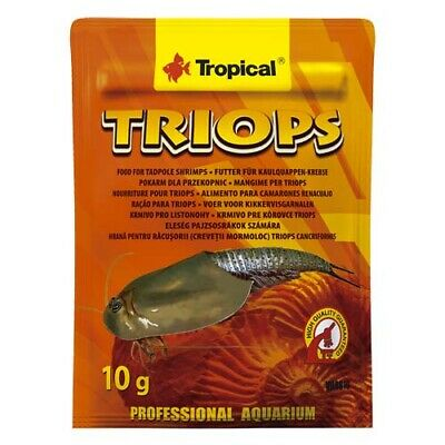 TROPICAL Triops (feed) - expiration date : 08/2021