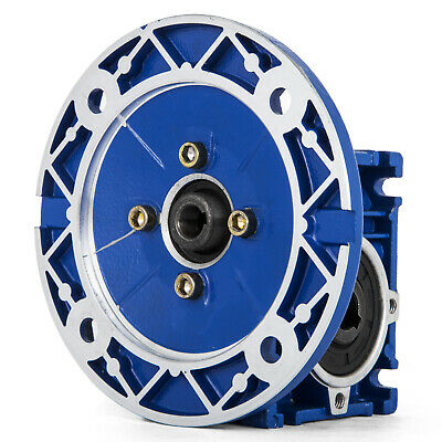 NMRV030 Worm Gear Ratio 15:1 63C Speed Reducer Gearbox Update 0.38HP Selling