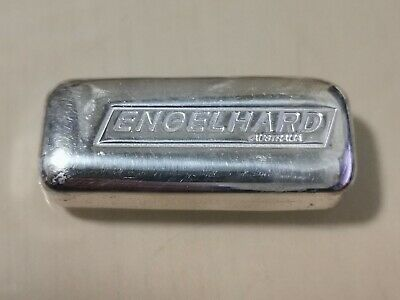 Engelhard 5oz Silver Bar