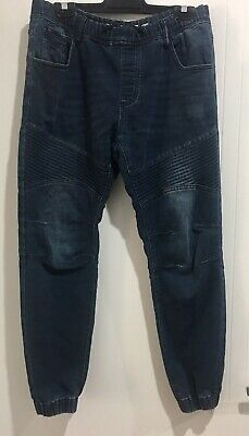 Boys quality Casual cuffed stretch Jeans size boys 14 - 15 years / Size 33