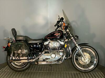 Harley Davidson XLH 1200 Sportster 1995 with only 5721 miles + Stage 2 Tune