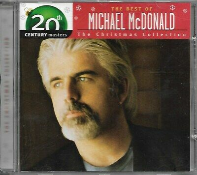 Michael McDonald - The Christmas Collection - 20th Century Masters CD