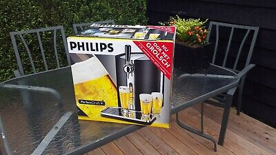 PHILIPS Perfect Draft HD3600 Zapfanlage Bierzapfanlage! OVP Top