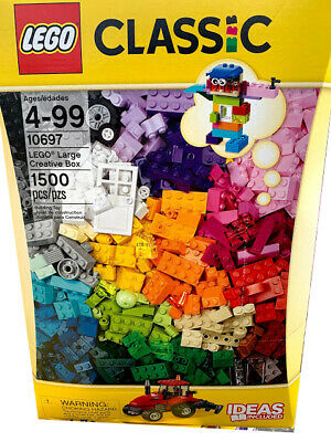 LEGO Classic 10697 Large Creative Box 1500 Pieces - new/sealed