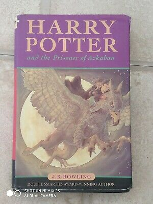 Harry Potter and the Prisoner Of Azkaban (Hardback, 1999) 1st Edition; 7th print