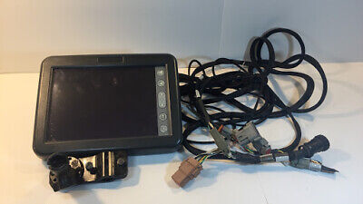 Trimble FMD Display With All wiring harnesses PN 58270-09