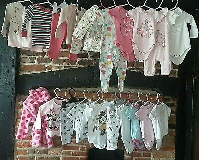 Baby Girls Clothes Bundle Age 6-9 Months little bit of everything Next & more