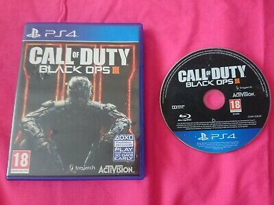 Call of Duty Black Ops 3 / III for the Playstation 4 / PS4