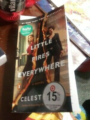 Little fires everywhere by celeste ng paperback
