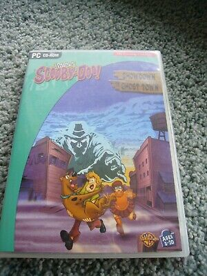 Scooby-Doo! Showdown in Ghost Town - Educational Kids' PC CD ROM