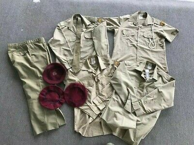 Australian Army Uniform & Para Berets - most new